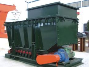GLD新型环保高效履带式给料机