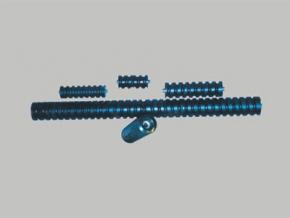 钢胶螺旋托辊