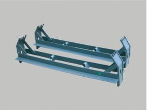 三嘴槽型支架