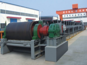 DX型钢丝绳芯强力带式输送机